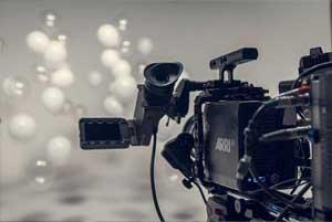 Tournage de films vidéo d'entreprise